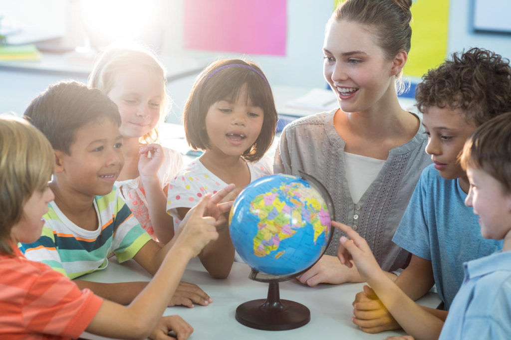 A Global Mindset Creates Tomorrow's Confident Leaders - Preschool & Daycare Serving Santa Monica, CA
